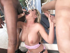 Andi Anderson loves getting her mouth drilled by horny fellow