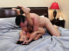 Keiran Lee has unthinkable oral sex with Heather