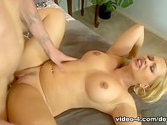 Hottest pornstar Katja Kassin in Exotic Big Tits, Pornstars xxx clip