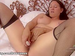 Incredible pornstar in Horny Masturbation, Mature xxx scene