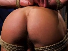breathtaking ass spanking and rough anal punishment!