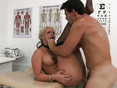 Phoenix Marie with massive breasts is totally addicted