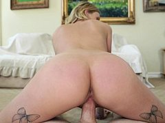 Kinky Crissy the cock-rider