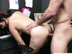 Latin Holly West has sex fun