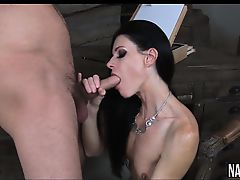 Small Tits MILF Pussy Streched India Summer