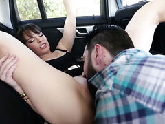 Dana DeArmond with gigantic jugs is ready to