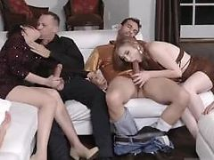 Teen daddy creampie gangbang New Year New