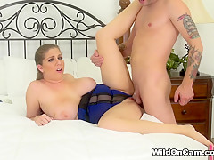 Amazing pornstar Alex Chance in Best BBW, Natural Tits sex movie