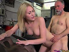 Teen Vixen Daniela C Gets Her Pussy Rammed