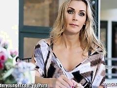 LesbianOlderYounger MILF Ass Licks Young Lesbian