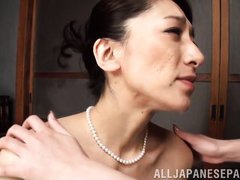 japanese lesbians have strap on fun