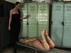 Brunette Mandy Bright and Hadjaras are ready to spend