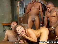 Amazing pornstar Adriana Chechik in Best Interracial, Gangbang adult video