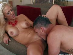 Holly Heart is his friend's sinfully sexy milf mom. Big