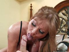 Darla Crane is devilishly hot mature babe who loves taking