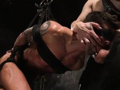 casey everett gets punished and face fucked