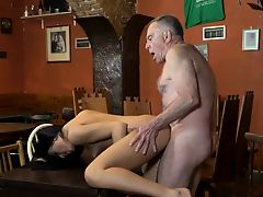 Old husband young wife anal Can you trust your gf leaving he
