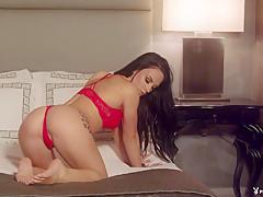 Exotic pornstar in Crazy Panties, Solo Girl adult movie