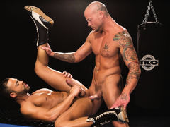 Extreme Fuck Club XXX Video: Micah Brandt, Sean Duran