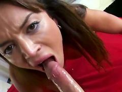 Franceska Jaimes is a hot Latina babe who has only one thing on her mind, and that