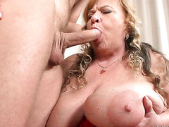 Denis Reed gets her many times used