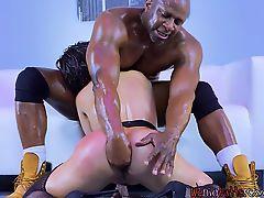 Sexy Harlot Aleksa Nicole Loves Black Cock And Anal